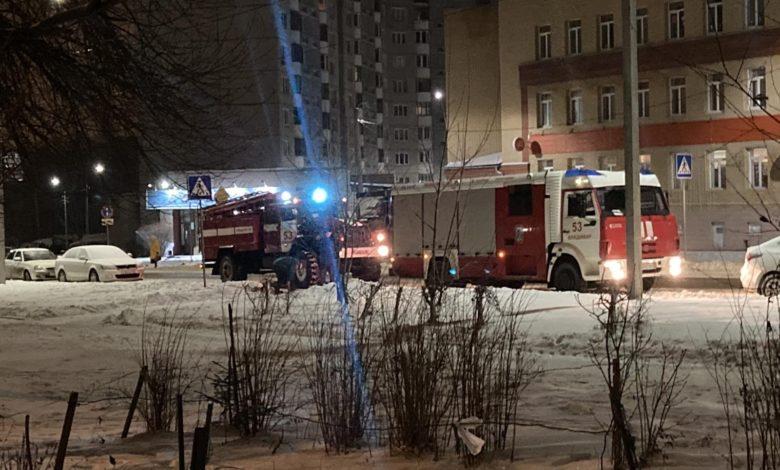 пожар Владимир Юбилейная,