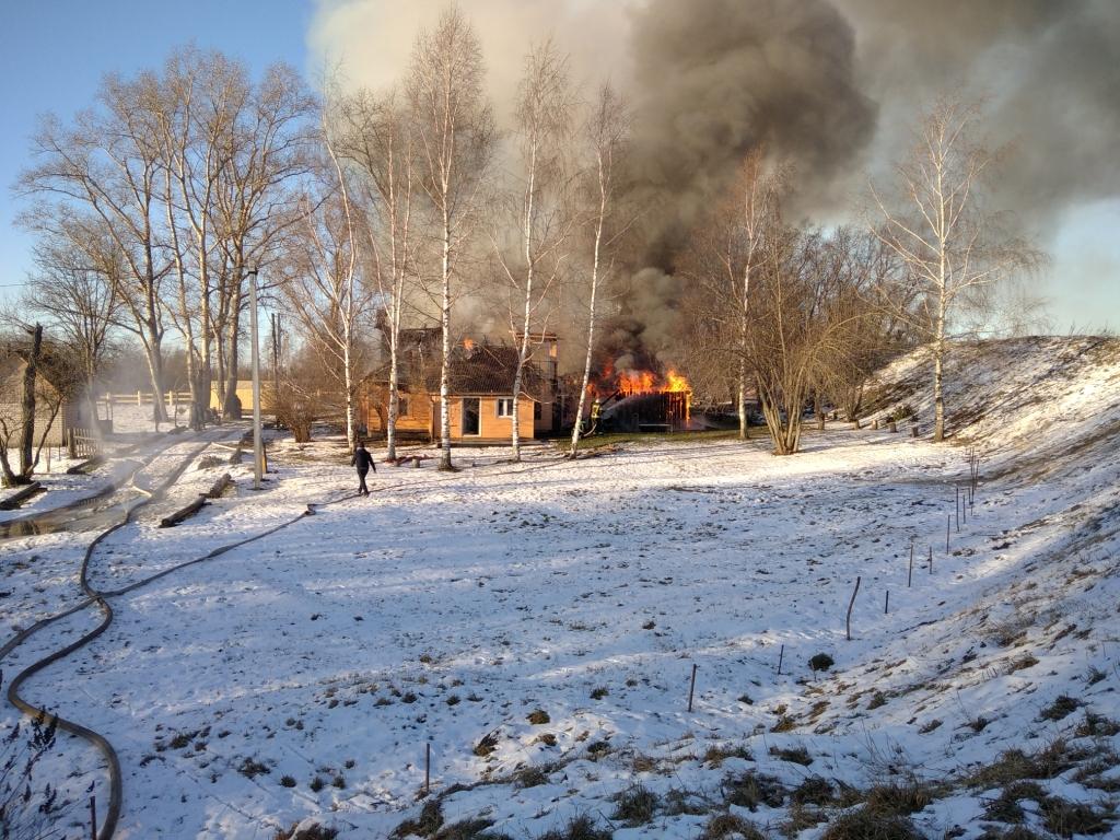 пожар Вязниковский район Поздняково,