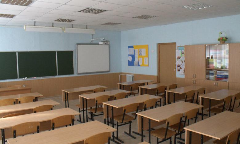 школьный класс,пустой класс,