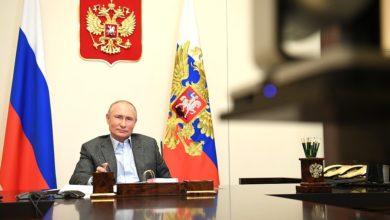 Photo of Президент заявил о расширении территории России