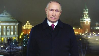 Photo of Видео: Новогоднее обращение президента Владимира Владимировича Путина
