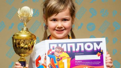 Photo of Дети из «Апельсина» стали победителями Всероссийской зимней олимпиады Smartykids