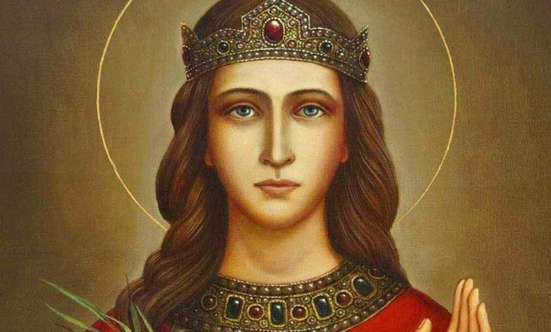 святая Екатерина,