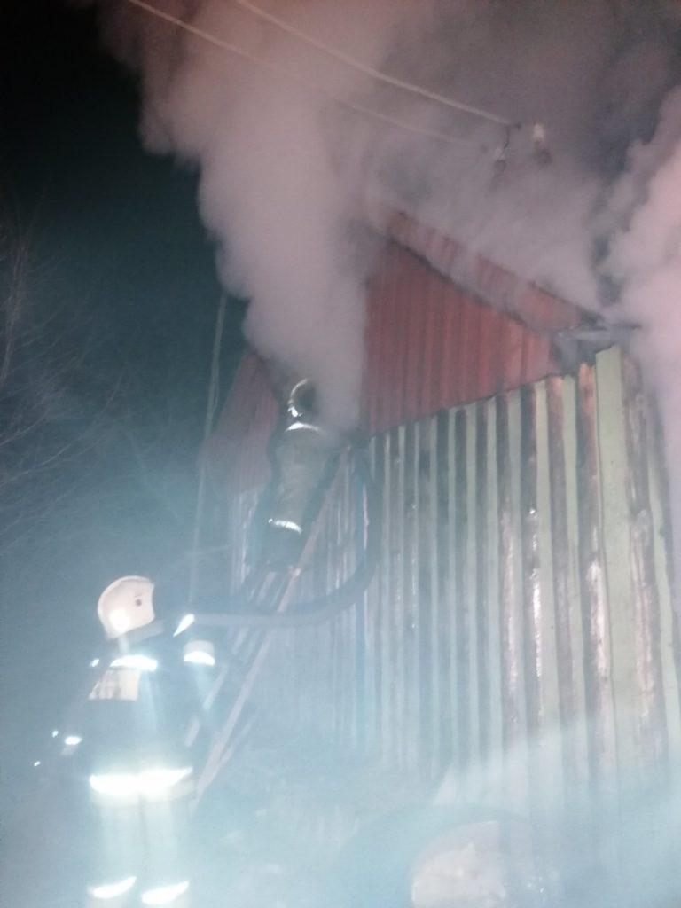 Булатниково Муромский район пожар,