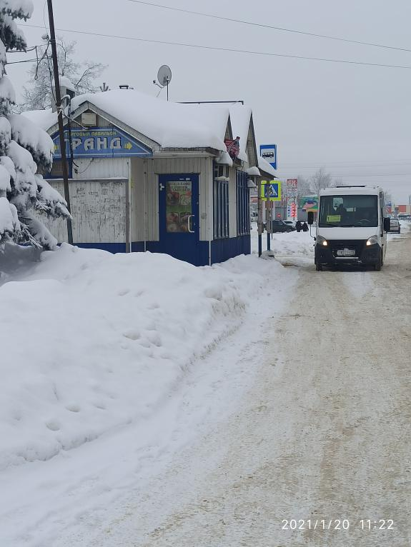 ГИБДД Вязники проверка уборки снега,