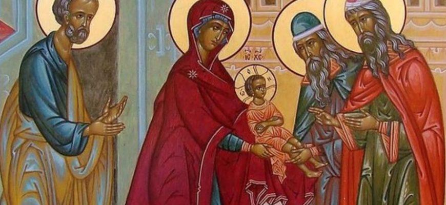 Обрезание Господне,Обрезание Господне икона,