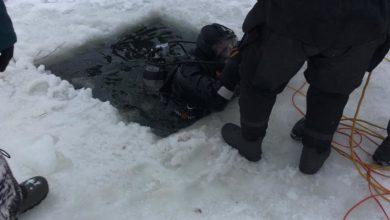 Photo of Провалившихся на снегоходе под лёд рыбаков пока не нашли