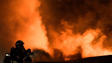 Photo of В регионе наблюдается рост техногенных пожаров