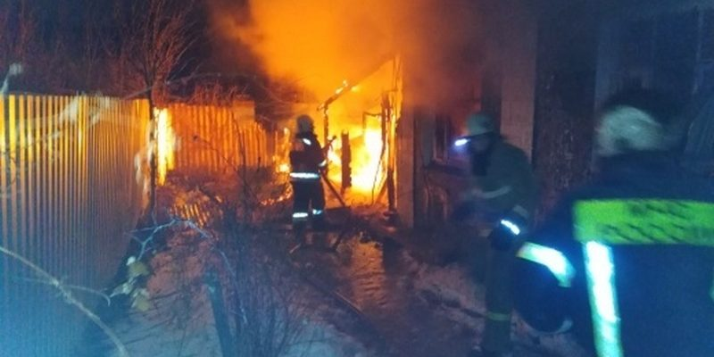 пожар Вязники Чкалова 5А,