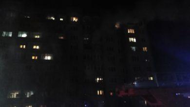 Photo of Женщина погибла, выпрыгнув с 6-летним ребенком из окна горящей квартиры