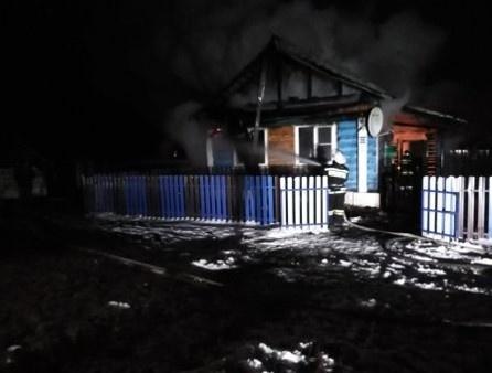 пожар Вязники Горького 19,