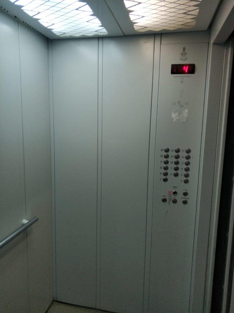 шахта лифта Владимир падение ребенка,