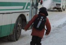 Photo of В Вязниках из автобуса на мороз высадили ребёнка, у которого не было денег на проезд
