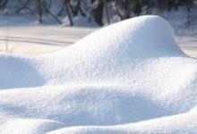 Photo of 8-летнюю девочку засыпало снегом: ребёнок погиб