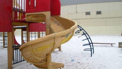 Photo of 7-летний мальчик погиб, зацепившись за горку шарфом