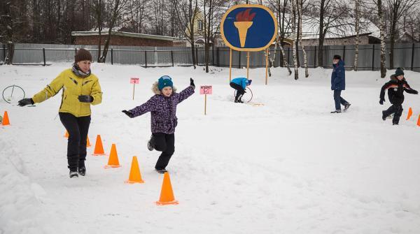 зимние забавы для детей 2021 Вязники,