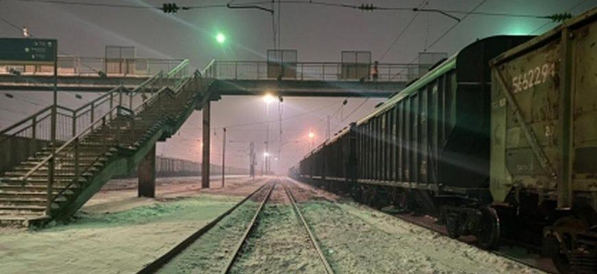 Красноярск железная дорога,