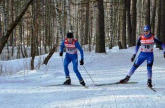 Верба Муром лыжная гонка памяти Муратова 2021,