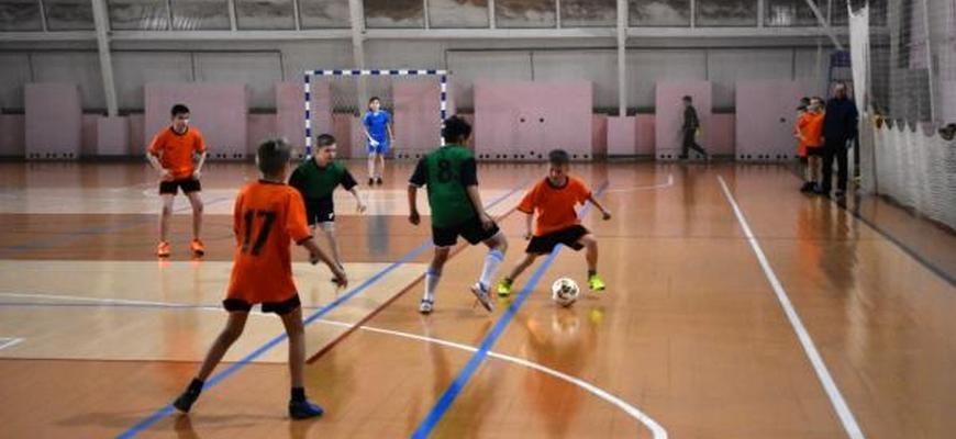 Вязники турнир по мини-футболу 12 февраля 2021 года,