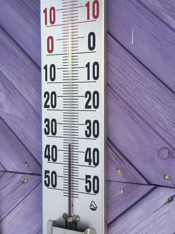 термометр, минус 32,