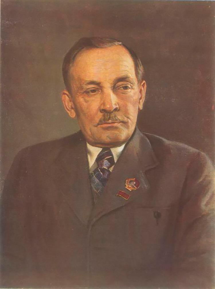 Николай Гусев художник,