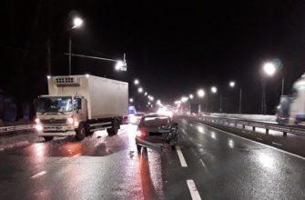 ДТП 16 марта 2021 года Чудиново Вязниковский район М-7,