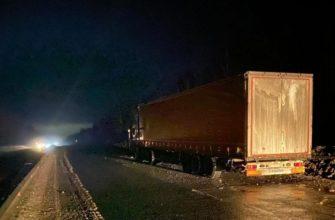 ДТП 2 марта 2021 М-7 266 км Ковровский район,