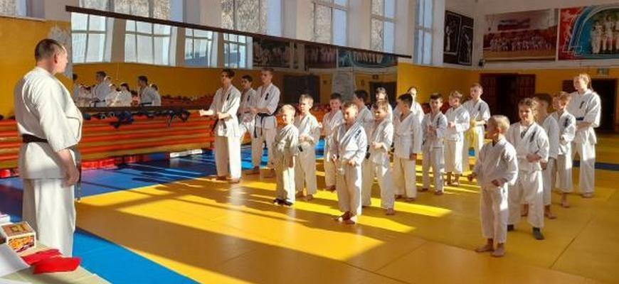 Вязники каратэ киокусинкай, турнир по киокусинкай Вязники 6 марта 2021,