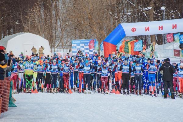 лыжный марафон Нижний 800 2021 вязниковские лыжники,