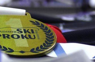 VladimirSKI PROKU marathon