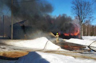 пожар Бурино библиотека Вязниковский район март 2021 года,