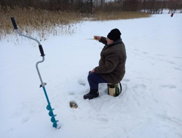 зимняя рыбалка соревнования плотина деревня Октябрьская Вязниковский район март 2021 год,