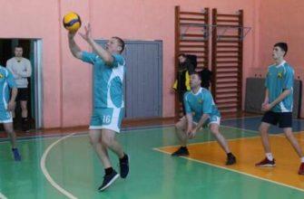волейбол поселок Октябрьский Вязниковский район турнир памяти Фадеева,